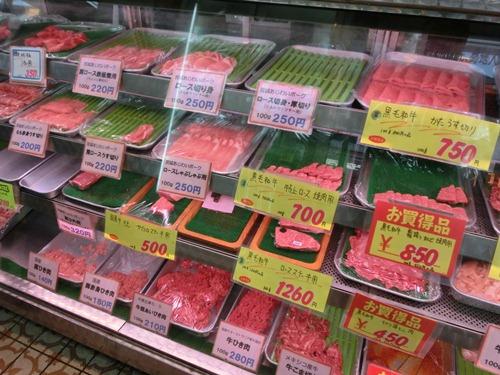 肉のイチムラショーケース