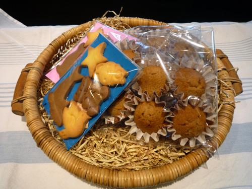 パン ド クレム10クッキー・マドレーヌ