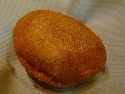 ペル・エ・メル4自家製カレーパン
