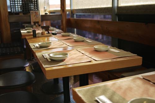 鶏肴菜ぶらり家2テーブル席