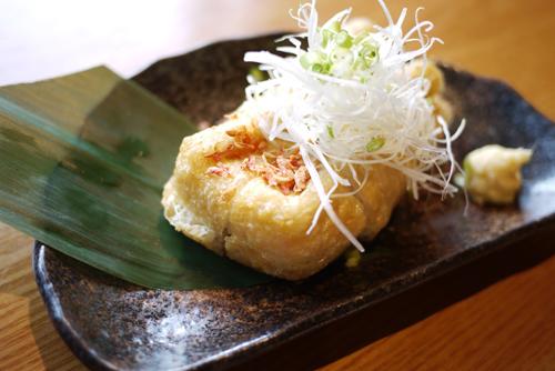 鶏肴菜ぶらり家7江戸風とちお揚げ
