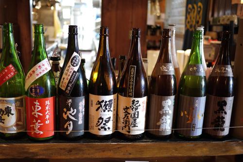 鶏肴菜ぶらり家8日本酒