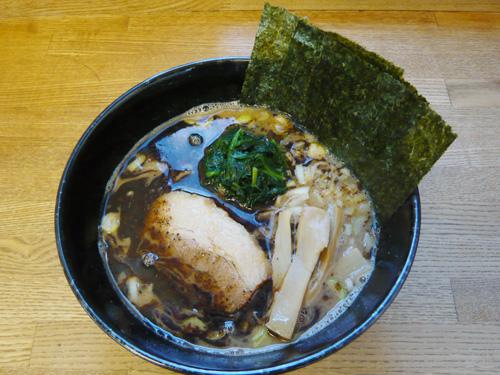 麺屋黒琥5黒琥ラーメン