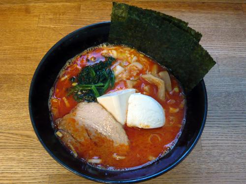 麺屋黒琥6赤琥ラーメン