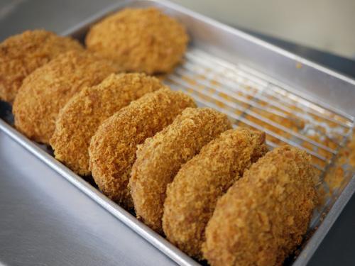 肉のイチムラ枝川店3男爵コロッケ