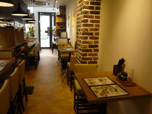餃子酒場2店内一階