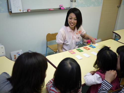 七田チャイルドアカデミー豊洲教室3授業