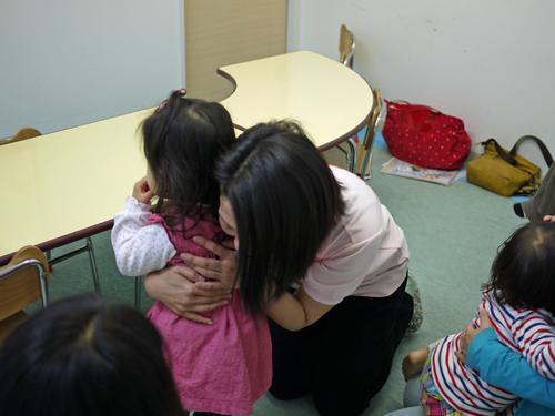 七田チャイルドアカデミー豊洲教室8ハグ