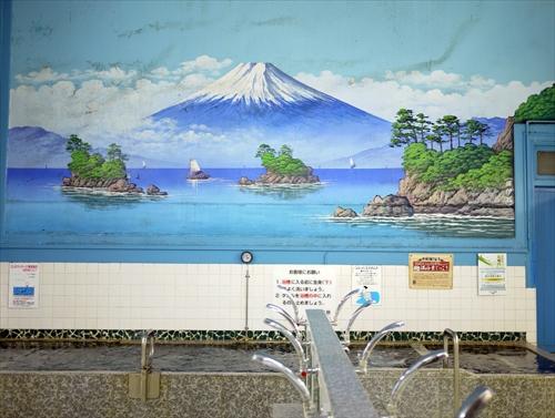 旭湯3富士山