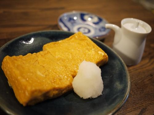 銀蕎麦国定勝どき店6玉子焼