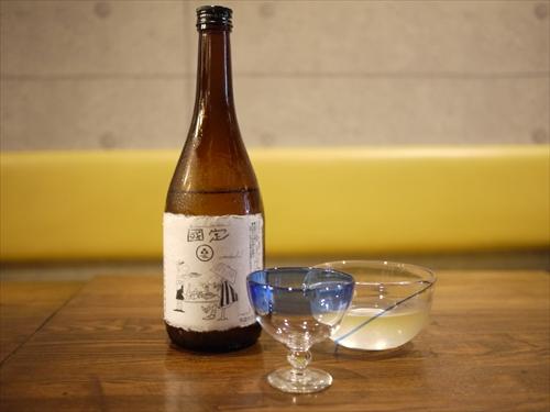 銀蕎麦国定勝どき店9日本酒