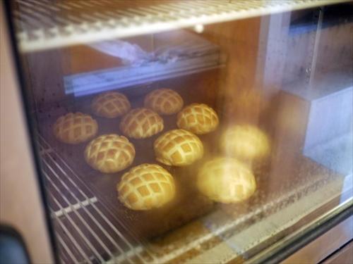 メロンパンファクトリー勝どき店8オーブン