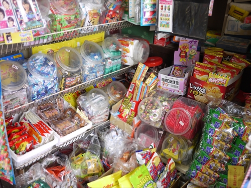 竹中商店3駄菓子1