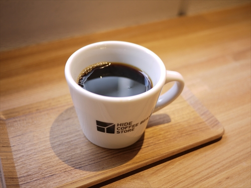 HIDE COFFEE BEANS STORE12コーヒー