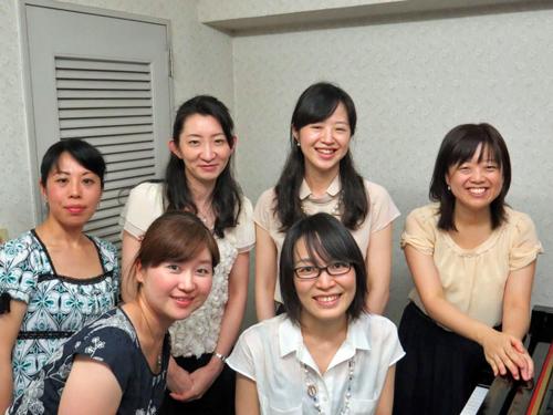K音楽教室2講師
