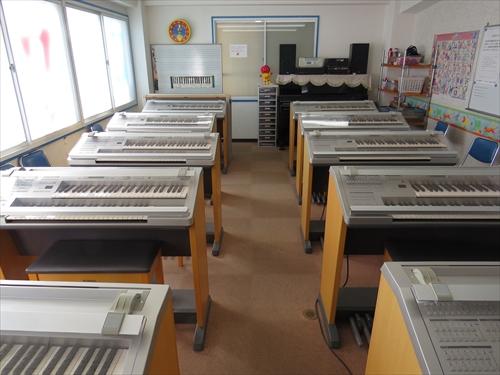 K音楽教室4教室