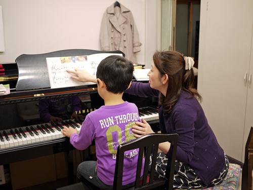 K音楽教室5ピアノレッスン1