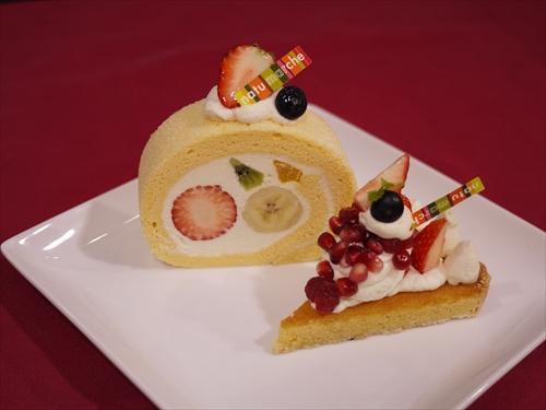 patisserie natu marche5ケーキ